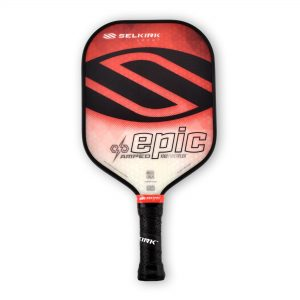 Selkirk Amped Epic Paddle Red