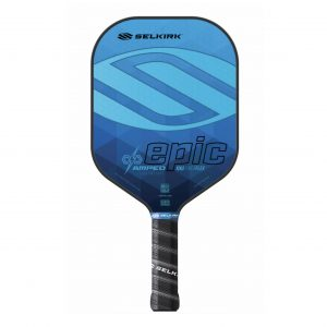Selkirk Amped Epic Lightweight Pickleball Paddle Sapphire Blue