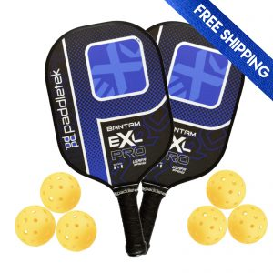 Paddletek Bantam EXL Pro Paddle Package
