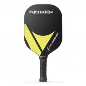Prokennex Kinetic Pro Speed Paddle Yellow