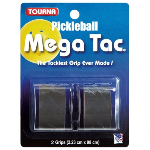 Tourna Pickleball Mega Tac Black