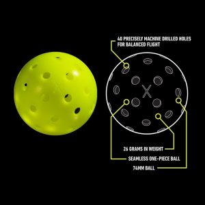 Franklin X-40 Pickleball