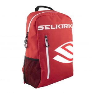 Selkirk Sport Day Backpack Red