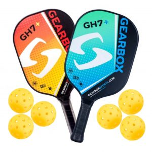 Gearbox GH7 2 Paddle Package