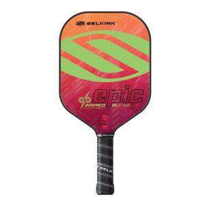 Selkirk Amped Epic Lightweight Pickleball Paddle Electrify Pink